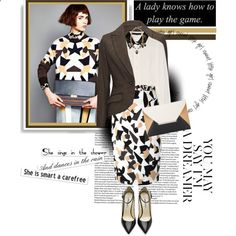 How To Wear work isn t to make money, you work to justify life Outfit Idea 2017 - Fashion Trends Ready To Wear For Plus Size, Curvy Women Over 20, 30, 40, 50