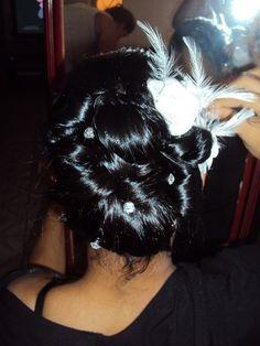 Penteado Clássico Noiva
