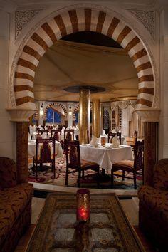 Jumeirah Beach Hotel - Dubai Restaurants - Al Khayal - Arabic