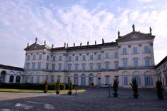Villa Tittoni Traversi (Desio), one of Brianza's most monumental and important houses by Luigino Daniele