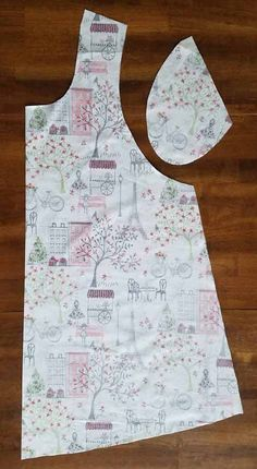 Plus Size Cross back Apron Pattern – Van Zandt Studios Apron Pattern Free, Sewing Patterns Free, Free Sewing, Dress Patterns, Retro Apron Patterns, Vintage Apron Pattern, Coat Patterns, Sewing Hacks, Sewing Tutorials