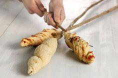 Mat på bål - Tid for - Påske 2012 - MatPrat