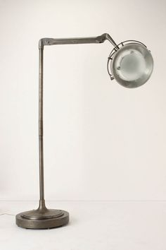Vintage-Inspired Dentist Lamp by Anthropologie