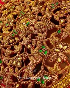 New Embroidery Blouse Designs Floral 67 Ideas Cutwork Blouse Designs, Wedding Saree Blouse Designs, Pattu Saree Blouse Designs, Fancy Blouse Designs, Hand Embroidery Designs, Cutwork Embroidery, Cut Work Blouse, Stylish Blouse Design, Embroidered Blouse