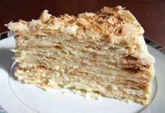 Фотография Napoleon, Food To Make, Almond, Food And Drink, Baking, Ethnic Recipes, Sweet, 1 Cup, Rezepte