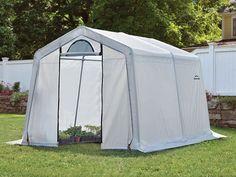 Grow-It 10'x10'  Peak Style Greenhouse - Hobby Greenhouse Kits