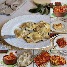 Eccovi una selezione dei migliori primi piatti per il pranzo di Natale...