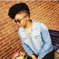 Now Trending - Braids & Twists With Shaved Sides 2