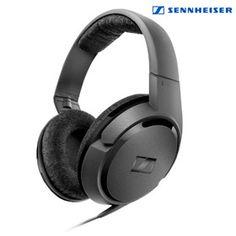 Sennheiser HD 419 Headphones - Black