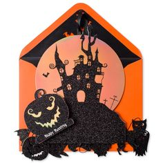 Haunted House Decorative Mobile Price $9.95 @ Papyrus