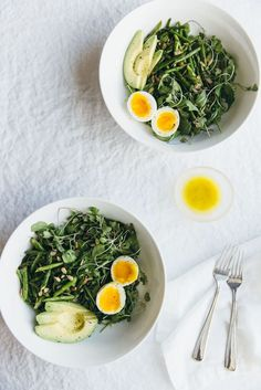 A Beginners Guide to Clean Eating: 17 Recipes to Get You Started via Brit + Co
