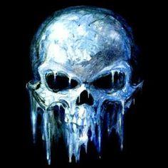 32 Incredible Flaming Skull 3d Wallpapers 7te Org More Ghost