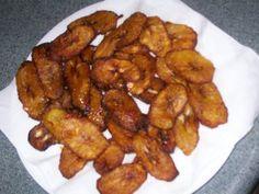 La Cocina De Nathan: Cuban, Spanish, Mexican Cooking & More: Platano Frito (Fried Sweet Plantains)