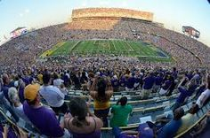 Tiger Stadium in Baton Rouge, LA. Score LSU Football Tickets for SecSeats.com