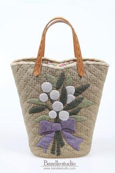 나들이 가방 - 꽃다발이 풍성한 토트백패키지 : 네이버 블로그