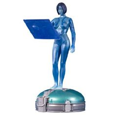 Amazon.com: McFarlane Toys Halo 4 Series 1 - Cortana Action Figure: Toys & Games