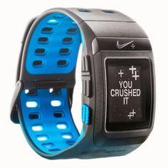 Nike+ SportWatch GPS Powered by TomTom- Sensor