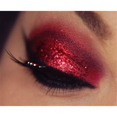 Tutorial Red Heart ❤ liked on Polyvore