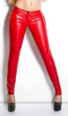 Extravagante sexy Lederlook-Hose Lederhose in schwarz und rot (S, rot) Amoresia http://www.amazon.de/dp/B00OZXULS4/ref=cm_sw_r_pi_dp_Vo1Aub0EF6M2B