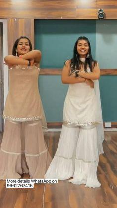Dance Workout Videos, Dance Choreography Videos, Dance Videos, Party Wear Indian Dresses, Designer Party Wear Dresses, Indian Wedding Songs, Simple Dance, Wedding Dance Video, Beautiful Girl Dance