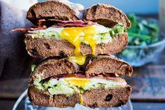 Try this delicious breakfast sandwich on a Grain-Free Barely Bread bagel!  The Best Breakfast Bagel Sandwich https://healthy-happy-loved.com/best-breakfast-bagel-sandwich/