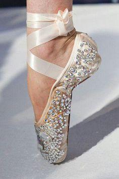 Sassy Ballet Slippers