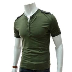 Mens t shirts Fashion 2015 Brand Slim Fit Short Sleeve t shirt Military Casual Clothes Shoulder Board Gym Sport Tee Shirt FHY153-in T-Shirts from Men's Clothing & Accessories on Aliexpress.com | Alibaba Group