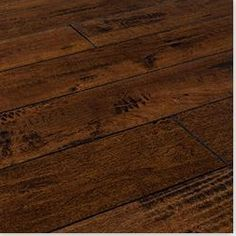 BuildDirect®: Lamton Laminate - 12mm Handscraped Muskoka Collection