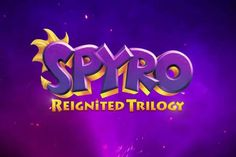 The Classic Spyro is back with Spyro Reignited