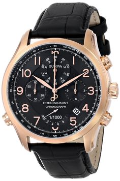 Bulova Men's 97B122 Precisionist Chronograph Watch