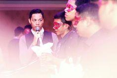 MC sweet seventeen party