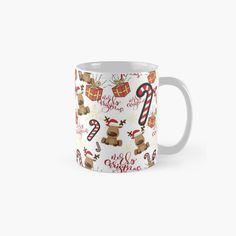 Cute Christmas pattern. Gotta love those reindeers *