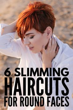 Hairstyles for Chubby Faces: 28 Slimming Haircuts and Tutorials 6 Finest Haircuts for Spherical Faces Short Hair Round Face Plus Size, Short Hair For Chubby Faces, Fat Girl Short Hair, Chubby Face Haircuts, Hairstyle For Chubby Face, Haircuts For Round Face Shape, Pixie Haircut For Round Faces, Hair For Round Face Shape, Short Hair Cuts For Round Faces