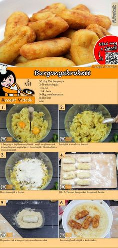 Cooking With Coconut Oil Veggie Recipes, Cooking Recipes, Healthy Recipes, Cooking Corn, Easy Delicious Recipes, Yummy Food, How To Cook Lobster, Fast Easy Meals, Hungarian Recipes