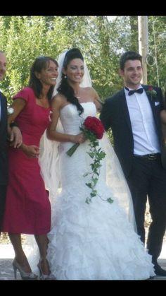 Le spose di Fabrizio team acconciatori