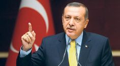 Erdogan has threatened with court to the leader of opposition party for the organization of a march of a protest