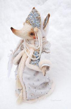 Снегурочка Белль - Ярмарка Мастеров - ручная работа, handmade