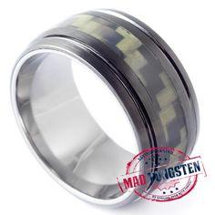 Trending Black Tungsten Rings - Tungsten Jewellery - Mad Tungsten Online shop - Best Sellers !
