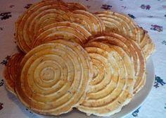 Sajtos korong Kata módra   Kata Vinczéné receptje - Cookpad receptek Apple Pie, Savory Snacks, Apple Pie Cake, Apple Pies