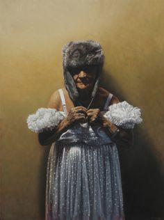 "Jason Yarmosky's ""Elder Kinder"" | Hi-Fructose Magazine"