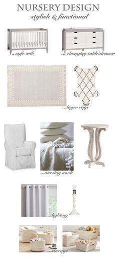 Nursery Design: style meets function