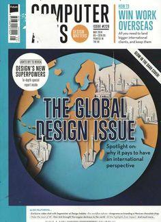 Weltweit oder gar nicht. Gefunden in: COMPUTER ARTS Nr. 5/2014
