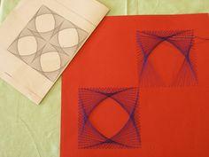 Thread geometry at the Waldorf school
