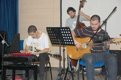 Recital de Ivo José Baleia Gonçalves. (Fotografia de Ruben Moreira Rodrigues, 2014)
