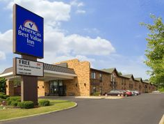 South Bend (IN) Americas Best Value Inn Notre Dame United States, North America Americas Best Value Inn Notre Dame is a popular choice amongst travelers in South Bend (IN), whether exploring or just passing through. The property features a wide range of facilities to make your stay a pleasant experience. Wi-Fi in public areas, car park are just some of the facilities on offer. Comfortable guestrooms ensure a good night's sleep with some rooms featuring facilities such as air c...