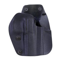 Kydex Paddle Holster - CZ 75 P07 Duty, Black, Right Hand