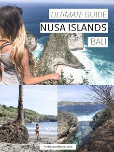 Your complete guide for planning the perfect getaway at the Nusa Islands, Bali, Indonesia ! This includes the best things to do on all 3 islands, tips, where to stay and more! Bali Travel Guide, Asia Travel, Travel Guides, Travel Tips, Travel Goals, Luang Prabang, Laos, Borobudur, Yogyakarta