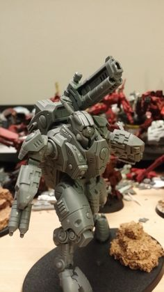 Will do mine like this. XV95 Ghostkeel