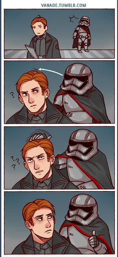 mom-mode phasma strikes again