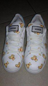 e8a7677577c2 BBC Ice Cream sneakers shoes women s size 6 pharrell teddy bear  45